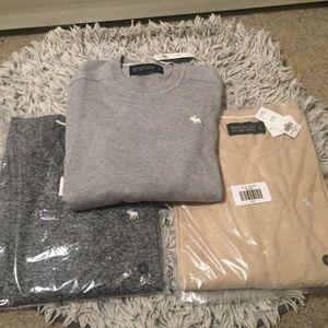BRAND NEW SWEATERS